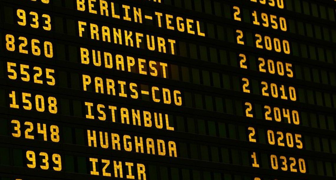 ביטול טיסה ברגע האחרון – מגיע לכם פיצוי כספי!